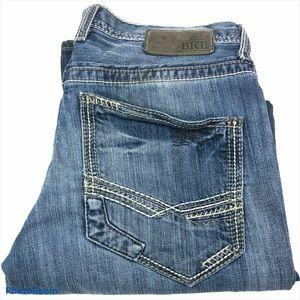 BKE Buckle Jake 28L Blue Jeans Denim Straight